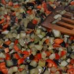 Auberginen-Salsa