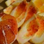 Orangen filitieren