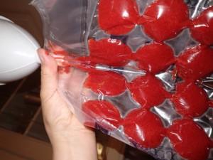 Erdbeersauce einfrieren
