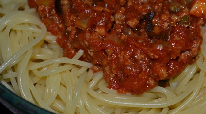 Spaghetti Ghirlandesi