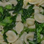 Orecchiette und Cime di Rapa gekocht